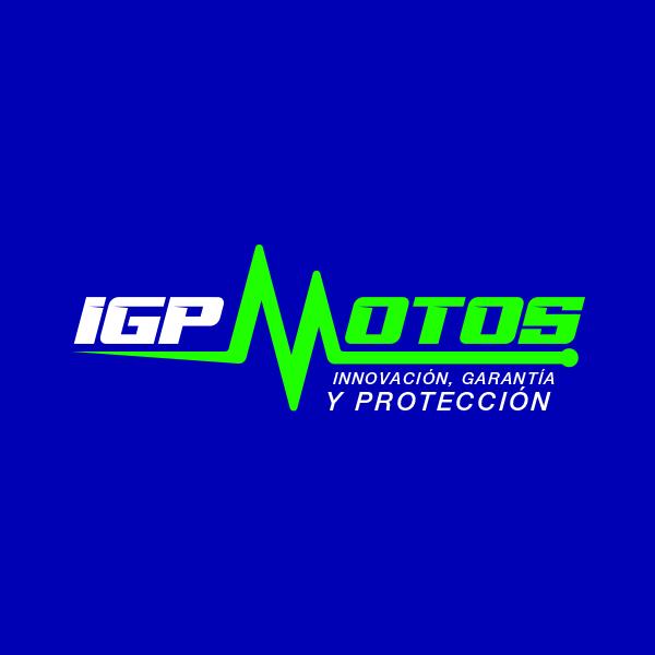 Logotipo IGP Motos