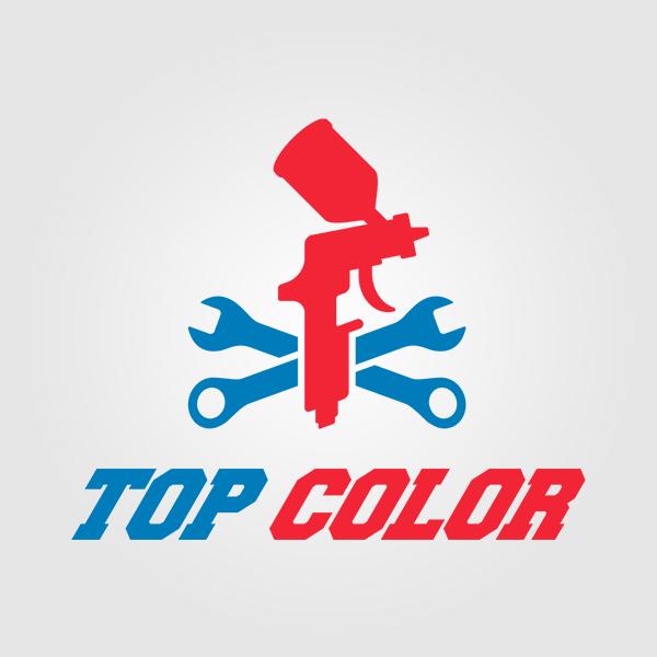 Logotipo Top Color
